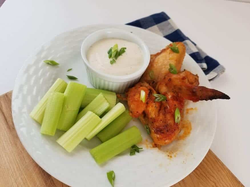 crock pot chicken wings recipe